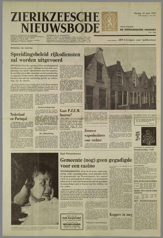 Zierikzeesche Nieuwsbode 1975-04-15