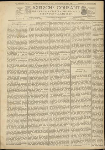 Axelsche Courant 1946-10-09