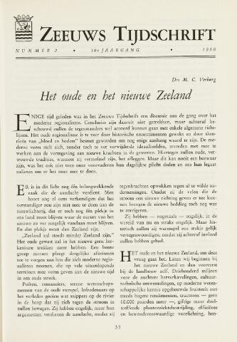 Zeeuws Tijdschrift 1960-03-01