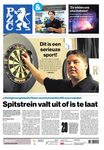 Provinciale Zeeuwse Courant 2017-01-04