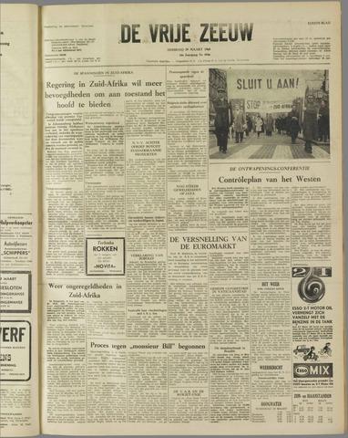 de Vrije Zeeuw 1960-03-29