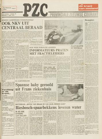 Provinciale Zeeuwse Courant 1973-04-12