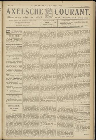 Axelsche Courant 1931-12-22