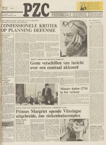 Provinciale Zeeuwse Courant 1974-09-25