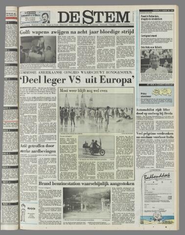 de Stem 1988-08-08