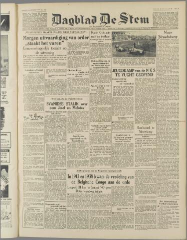 de Stem 1949-08-02
