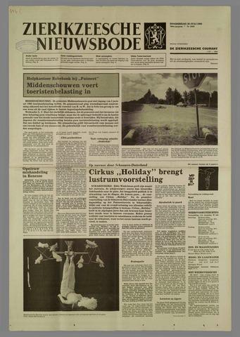 Zierikzeesche Nieuwsbode 1984-07-26