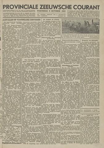 Provinciale Zeeuwse Courant 1943-10-06