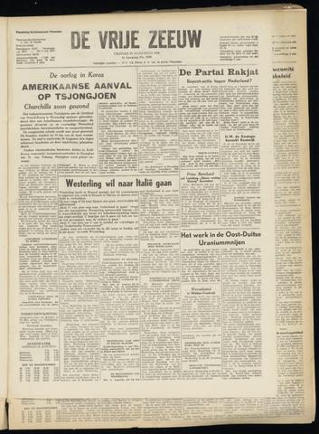 de Vrije Zeeuw 1950-08-25