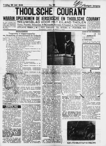 Ierseksche en Thoolsche Courant 1943-07-23