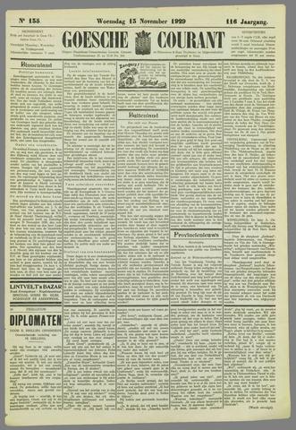 Goessche Courant 1929-11-13