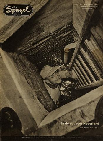 Watersnood documentatie 1953 - tijdschriften 1954-02-27