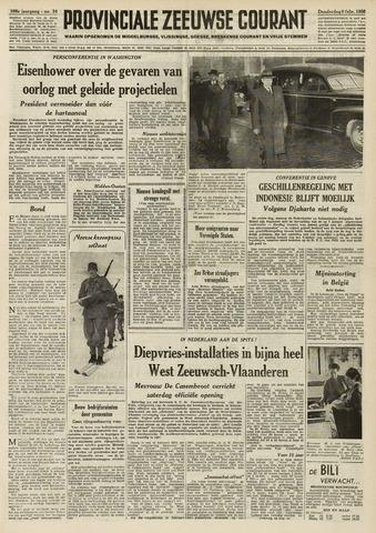 Provinciale Zeeuwse Courant 1956-02-09