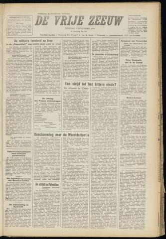 de Vrije Zeeuw 1948-11-09