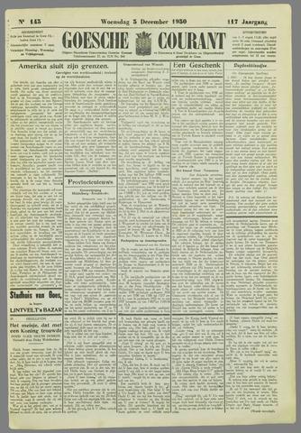 Goessche Courant 1930-12-03