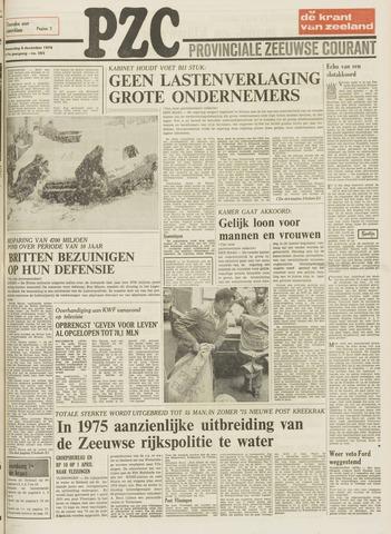 Provinciale Zeeuwse Courant 1974-12-04