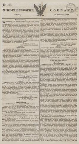Middelburgsche Courant 1832-12-22