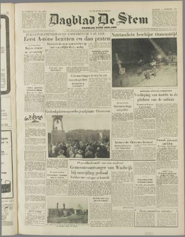 de Stem 1953-11-02