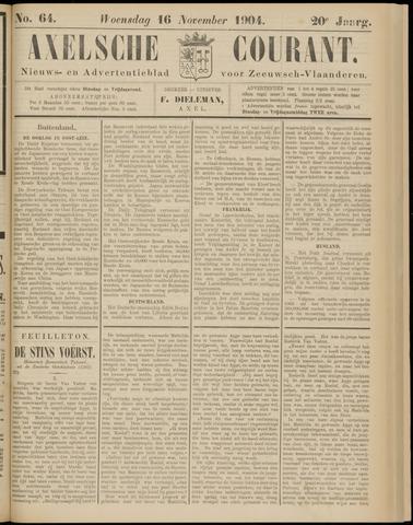 Axelsche Courant 1904-11-16