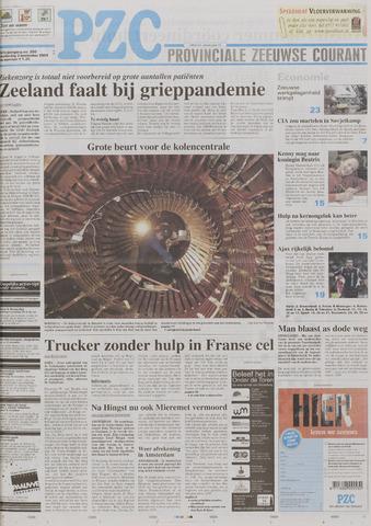 Provinciale Zeeuwse Courant 2005-11-03