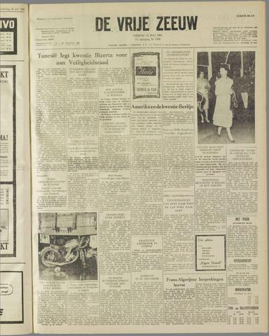 de Vrije Zeeuw 1961-07-21