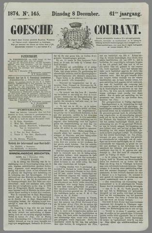 Goessche Courant 1874-12-08