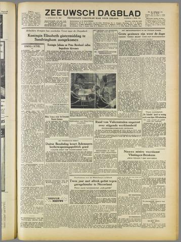 Zeeuwsch Dagblad 1952-02-09