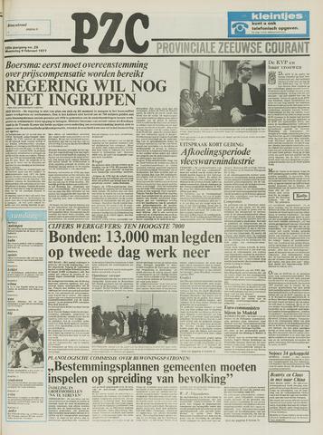 Provinciale Zeeuwse Courant 1977-02-09