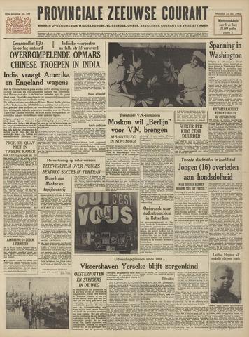 Provinciale Zeeuwse Courant 1962-10-22