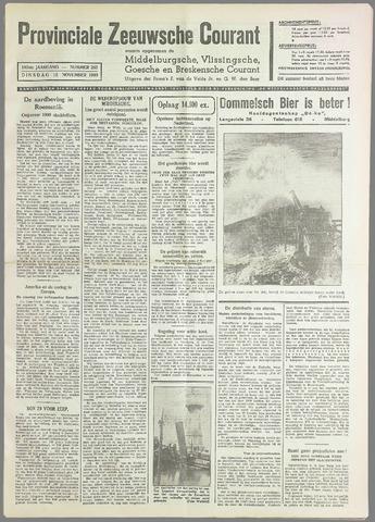 Provinciale Zeeuwse Courant 1940-11-12
