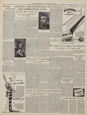 Watersnood documentatie 1953 - kranten 1953-06-10