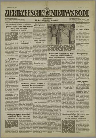 Zierikzeesche Nieuwsbode 1954-07-09