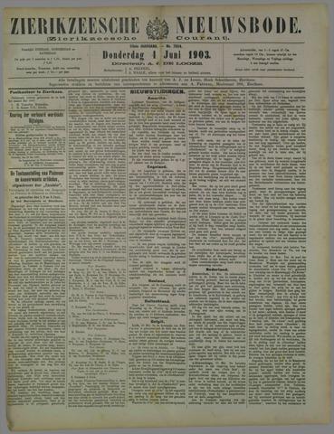 Zierikzeesche Nieuwsbode 1903-06-04