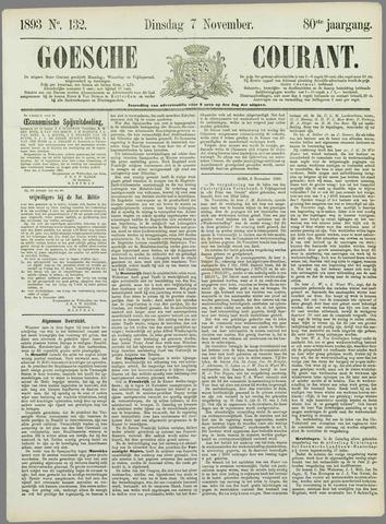 Goessche Courant 1893-11-07