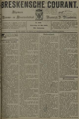 Breskensche Courant 1913-05-10