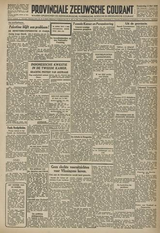 Provinciale Zeeuwse Courant 1946-05-02