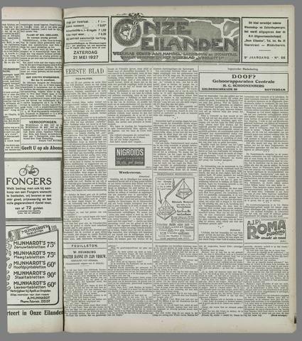 Onze Eilanden 1927-05-21