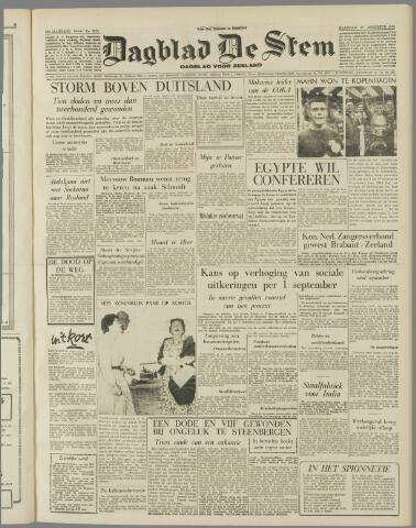 de Stem 1956-08-27