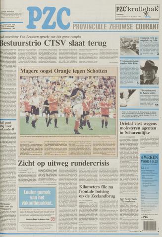 Provinciale Zeeuwse Courant 1996-06-11