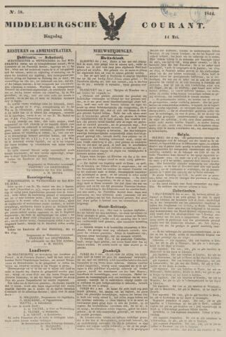 Middelburgsche Courant 1844-05-14