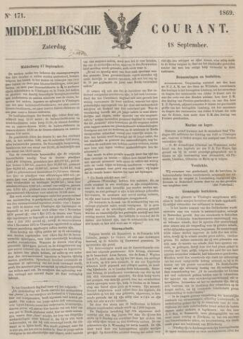 Middelburgsche Courant 1869-09-18