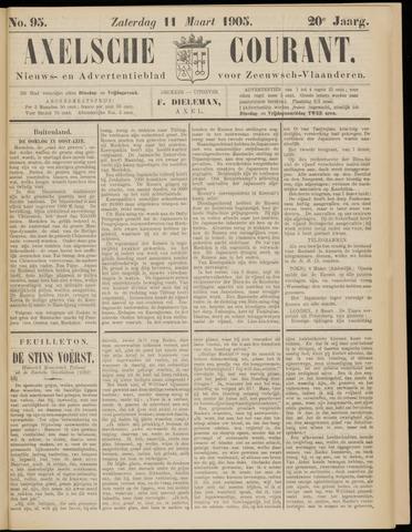 Axelsche Courant 1905-03-11