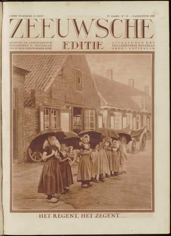 Ons Zeeland / Zeeuwsche editie 1930-08-08