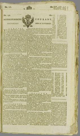 Middelburgsche Courant 1807-11-28