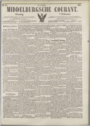 Middelburgsche Courant 1899-02-07