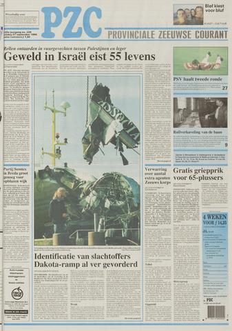 Provinciale Zeeuwse Courant 1996-09-27