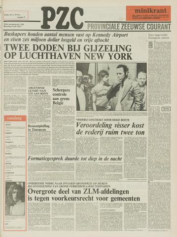 Provinciale Zeeuwse Courant 1977-07-05