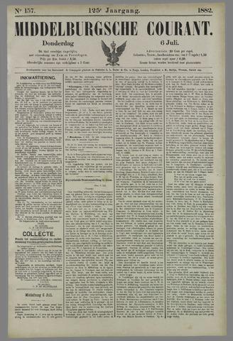 Middelburgsche Courant 1882-07-06
