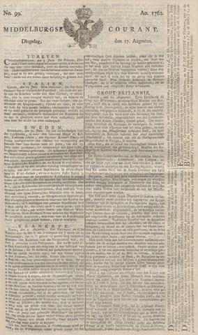 Middelburgsche Courant 1762-08-17