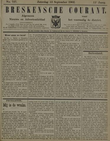 Breskensche Courant 1902-09-13